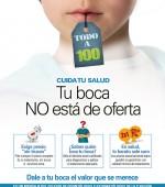 """Campaña COEM: """"Tu boca no está de oferta"""""""