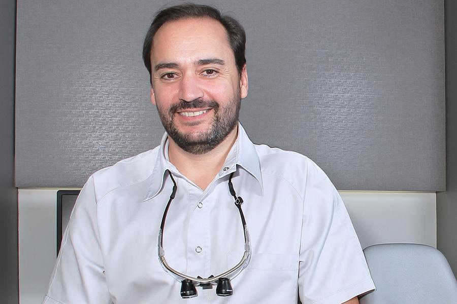 Santiago Cervera, director clínico de Clínica Cervera